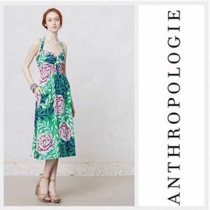 🌹Moulinette Soeurs Rosamund Floral Midi Dress 🌹